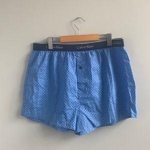 Calvin Klein Cotton Boxer Short
